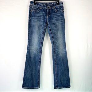 Miss Me Jeans Women Sz 28 Angel Wing